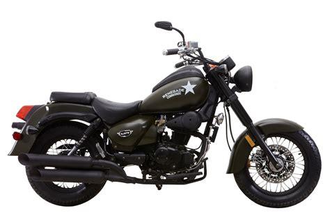Um India Motorcycle Line-up & Engine; Commando, Sport S