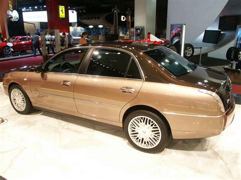 lancia thesis bicolore   concept cars