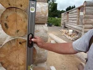 Rond En Bois : chalet en bois rond coquille youtube ~ Teatrodelosmanantiales.com Idées de Décoration