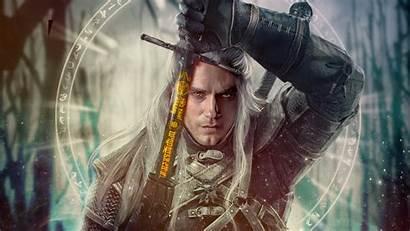 Witcher Wallpapers Shows 4k Netflix Henry Cavill