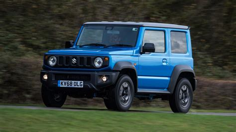 suzuki jimny review baby  wagen driven   uk top gear