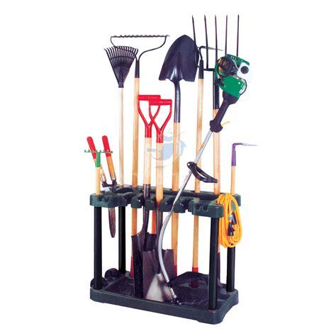 garden tool rack garden tool rack trolley with wheels pisces
