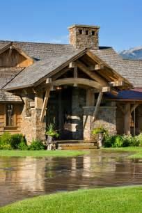 Stone Patio Bar Ideas Pics by Old River Farm Residence A Stunning Custom Mountain