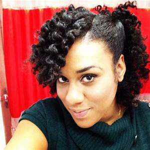 20 Most Inspiring Black Women Natural Hairstyles For Short