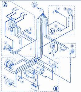 Bayliner Capri 2004 Electrical Circuit Wiring Diagram