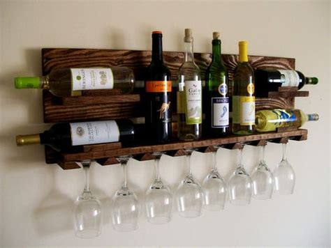 wood pallet wine rack wine racks and bars made of recycled wooden pallets