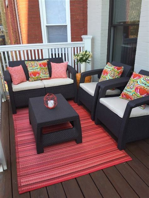best 25 small patio furniture ideas on