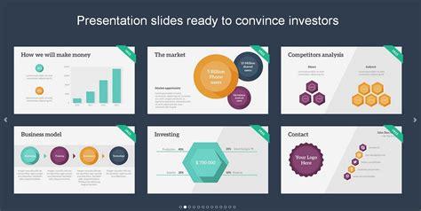 Startup proposal presentation