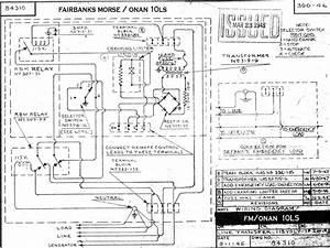 Onan Generator Wiring Diagram - 4 0cck1r10316 Onan Generator