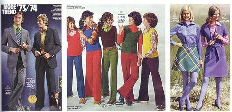 siebziger jahre kleidung mode der 70er jahre meine kinder und jugendzeit in den