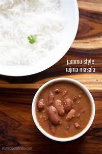 rajma masala recipe jammu style | how to make jammu rajma ...