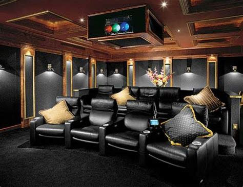 Home Theater Room Design Budget by Home Theater Interior Design