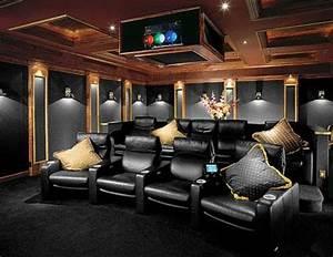 Home Cinema Room : home theater interior design interior design ~ Markanthonyermac.com Haus und Dekorationen