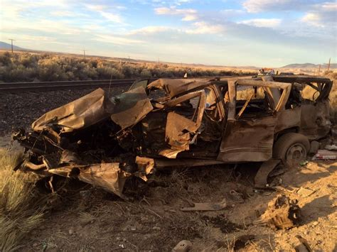 Man Killed In Train Vs. Vehicle Accident