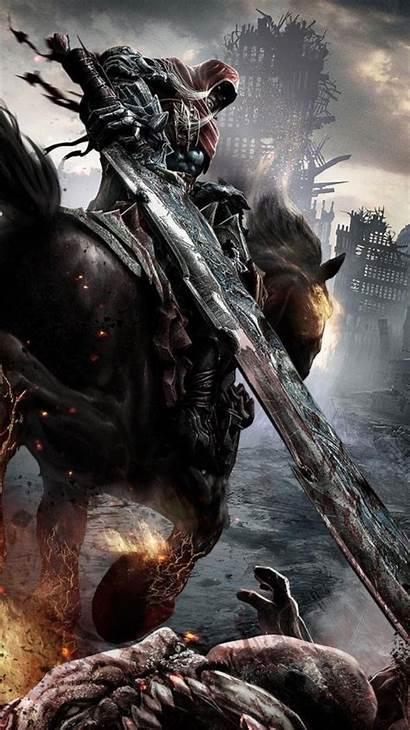 Iphone Wallpapers Games Gaming Xbox Darksiders Slash