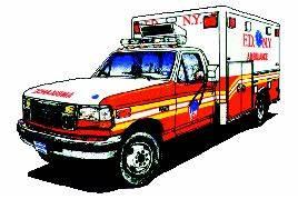Gifs animados de Ambulancias, animaciones de Ambulancias