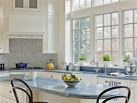 blue countertop kitchen ideas granite countertop prices pictures ideas from hgtv hgtv