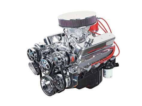 Chevy 350 Zz4 Engine Upgrades  Hot Rod Network