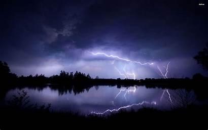 Lightning Wallpapers Strike 2480 Storm 520 Nature