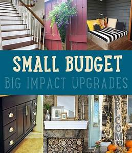 Easy, Home, Improvement, Projects, Small, Budget, Big, Impact, Upgrades