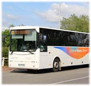 Bus Chatellerault La Roche Posay : trans 39 bus r seaux d partement vienne ~ Medecine-chirurgie-esthetiques.com Avis de Voitures