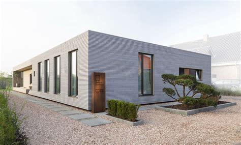 Moderne Häuser Kalifornien by Holzfassade Unver 228 Ndert Einfamilienhaus Holzfassade