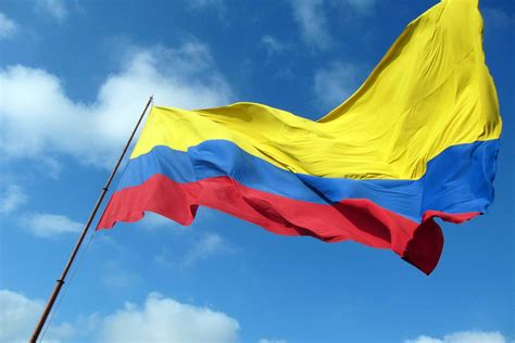 Flag Of Colombia And Its History For Free Download