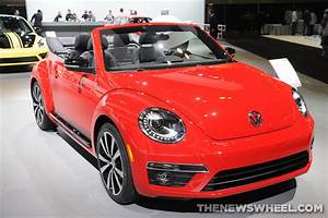 2014 Volkswagen Beetle Convertible TDI Overview The News
