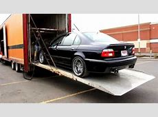 BMW e39 M5 Dinan Delivery Day YouTube