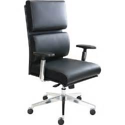 Tempurpedic Desk Chair by Tempur Pedic 174 Tp1000 Leather Executive Chair Black Staples 174