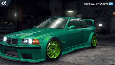 Need For Speed™ No Limits-bmw M3 Coupe 1999-gameplay