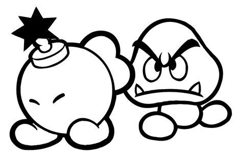 Mario Kleurplaten Printen by Kleurplaat Mario Bros En Luigi Nintendo 788