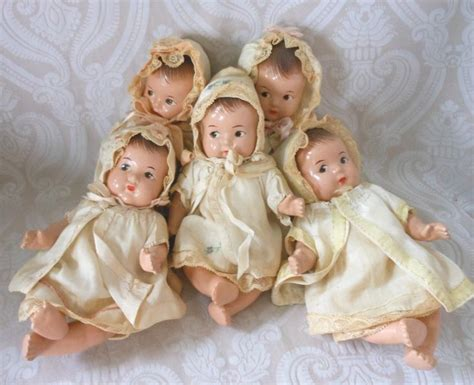 dionne quintuplets madame alexander dionne quintuplet composition baby dolls dionne quintuplets pinterest