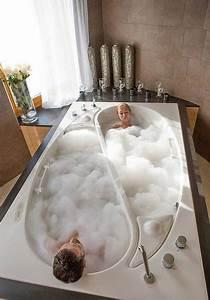 Baignoire Pour Deux : baignoire pour deux personnes yin yang geek ~ Premium-room.com Idées de Décoration