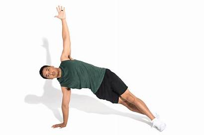 Plank Hip Side Dips Dip Workout Exercise
