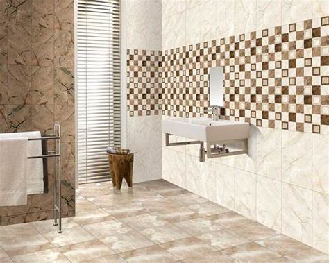 white kajaria floor tiles thickness   mm size
