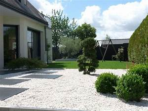 les 20 meilleures idees de la categorie dalles beton sur With awesome amenagement de jardin avec des pierres 0 des plantes pour les murets en pierres