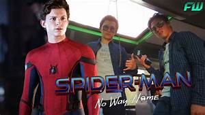 Spider-man, No, Way, Home, -, Andrew, Garfield, U0026, 39, S, Stunt, Double, Spotted, On, Set