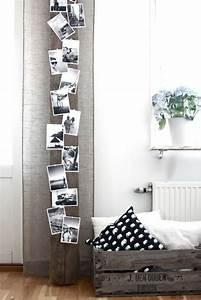 Wand Mit Fotos Dekorieren : fotowand selber machen ideen f r eine kreative wandgestaltung ~ Markanthonyermac.com Haus und Dekorationen