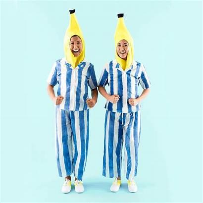 Bananas Pyjamas Costume Halloween Pajamas Costumes Couples
