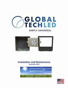Global Tech Led Installation And Maintenance Guide Brite
