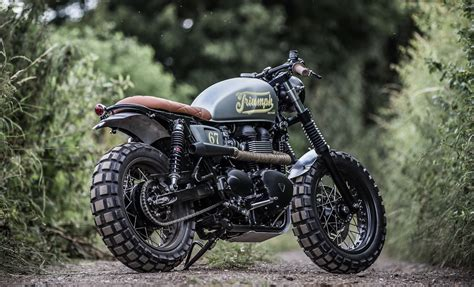 Brynn's T100 By Down & Out