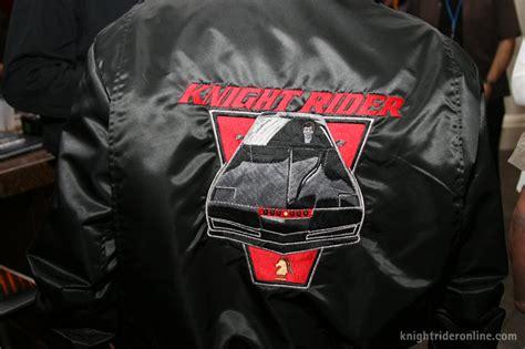 original crew jacket  knight rider