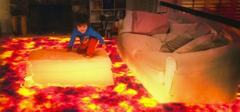 lava l floor the floor is actually lava on the microsoft hololens