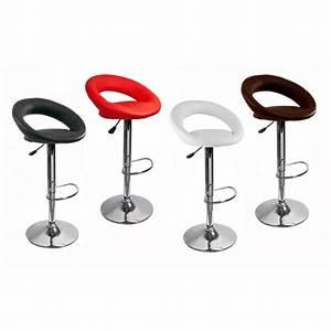 Tabouret De Bar Pas Cher : tabouret de bar rouge design et pas cher ~ Dailycaller-alerts.com Idées de Décoration