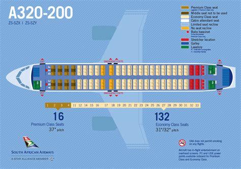 plan des sieges airbus a320 seatmap5