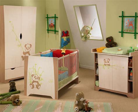 chambre bébé bois mobilier conforama de chambre bébé en bois photo 4 10