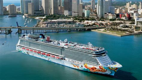 ncl to pay commission future cruise credits raise gratuities travel weekly