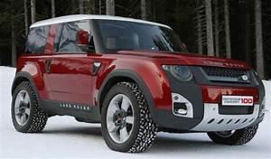 Nouveau Land Rover Defender : land rover le nouveau defender presque pr t ~ Medecine-chirurgie-esthetiques.com Avis de Voitures