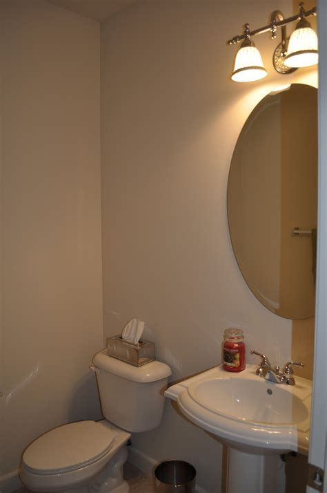 powder room makeover  people parsons